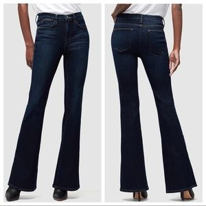 Frame Le High Flare denim/jeans-Sutherland wash